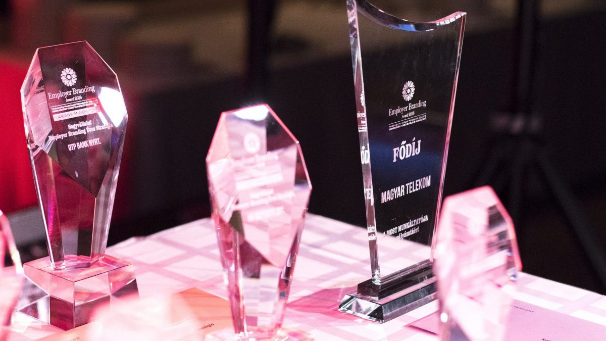 Employer Branding Award 2018, díj