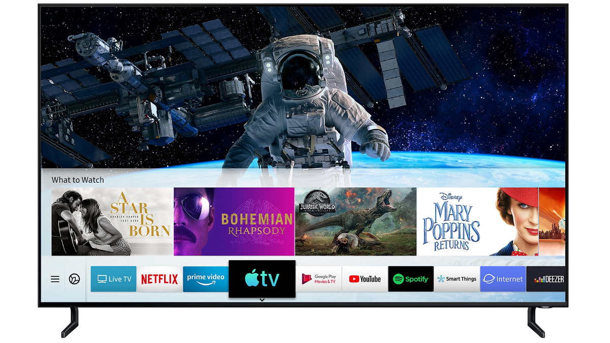 Samung Apple TV Airplay2