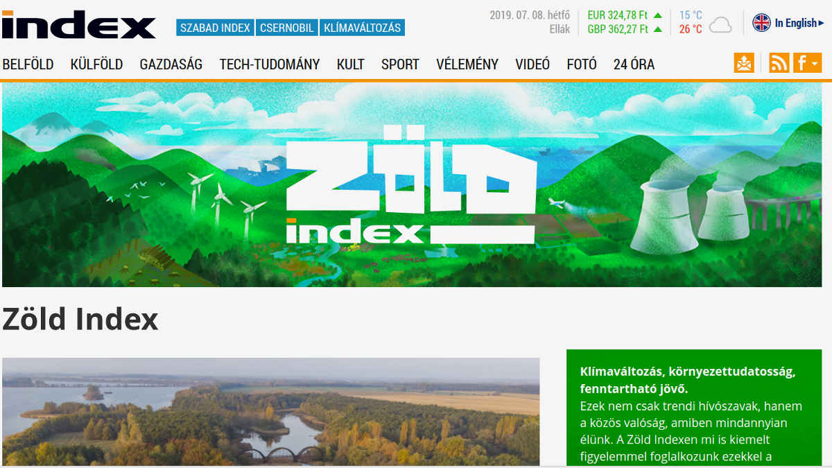 Zöld Index