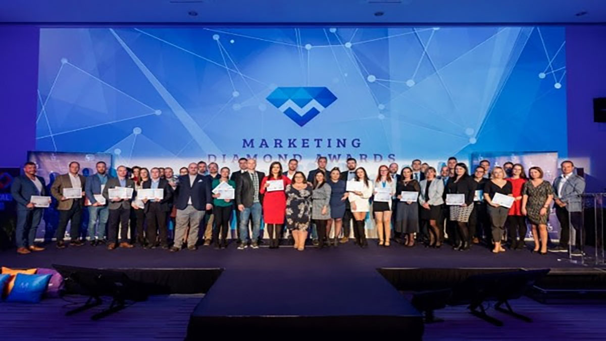 A Marketing Diamond Awards 2018 díjazottjai