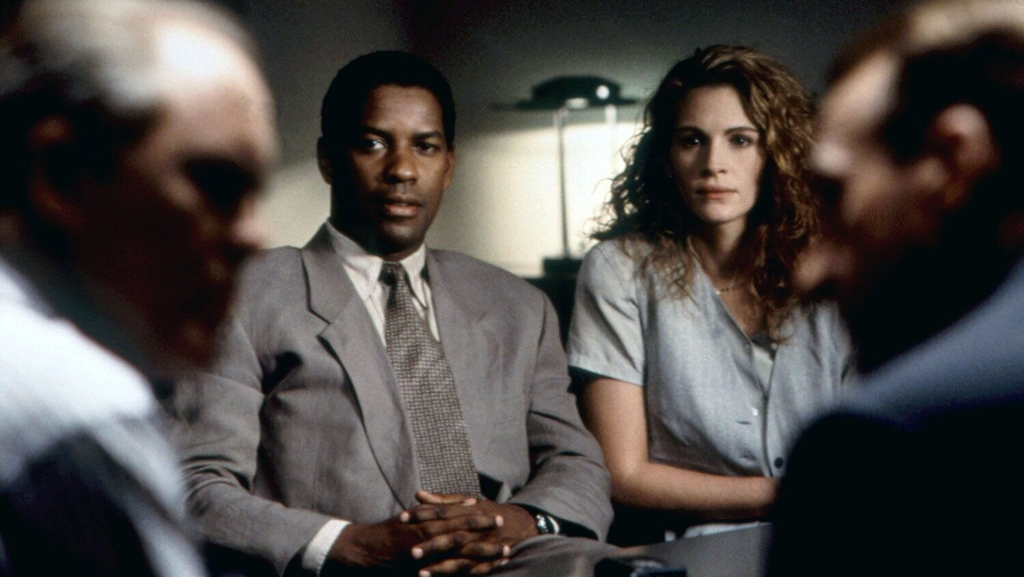 Denzel Washington és Julia Roberts
