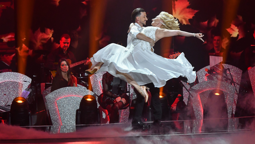 Marsi Anikó a TV2 Dancing with the Stars szereplőjeként