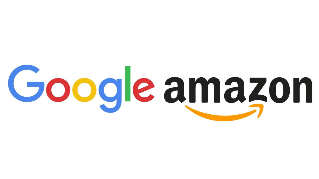 Google és Amazon