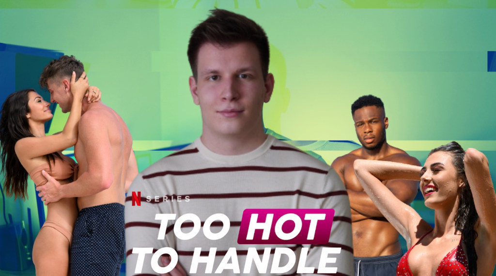 Tévézz Petivel - Too Hot to Handle